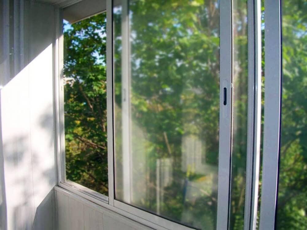 Остекление балконов и лоджий. холодный или теплый вид?.